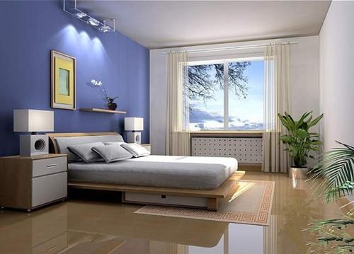 卧室石膏板吊顶造型,卧室石膏板吊顶效果图,石膏板小卧室吊