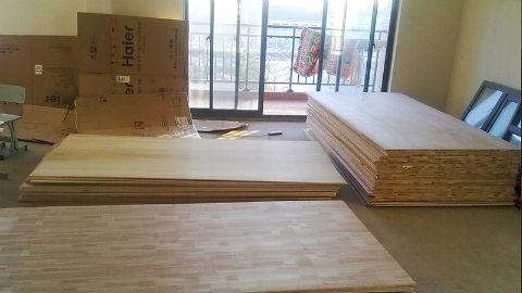 家装木工材料进场需验收