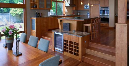 北欧田园风格两居家装设计效果图