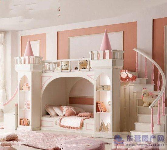 女儿房间装修效果图_小房间装修效果图