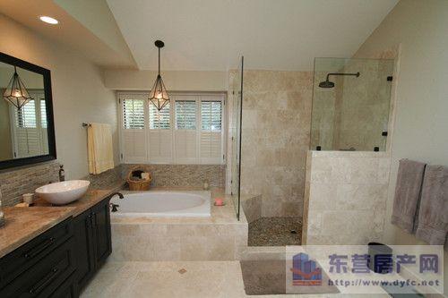 嘉俊瓷砖支招:卫生间装修瓷砖颜色搭配技巧