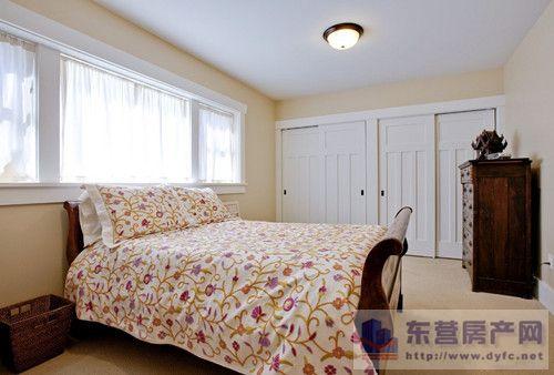 聯邦高登衣柜告訴你臥室衣柜顏色選擇的原則