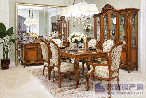 欧式家具的保养技巧保证家居高端大气上档次