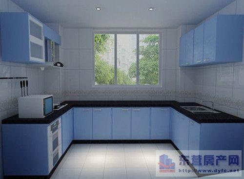 拜占庭装饰分析厨房装修颜色的搭配选择技巧