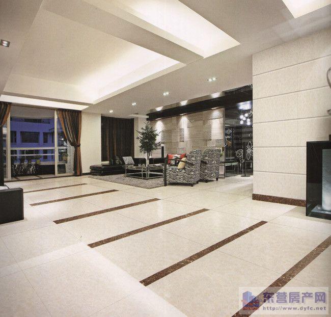楼房走廊地板砖效果图一间房子一种地板砖效果图图片10