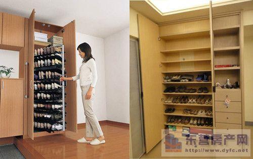 家装收纳鞋柜图片