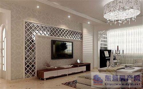 家装攻略:电视背景墙如何装修用什么材料好