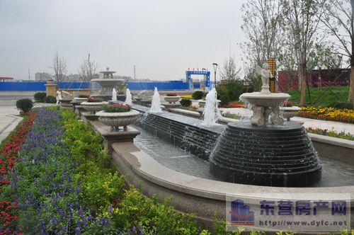 而与项目隔路相望的黄河文化公园,东营森林乐园,东营市动物园等风景