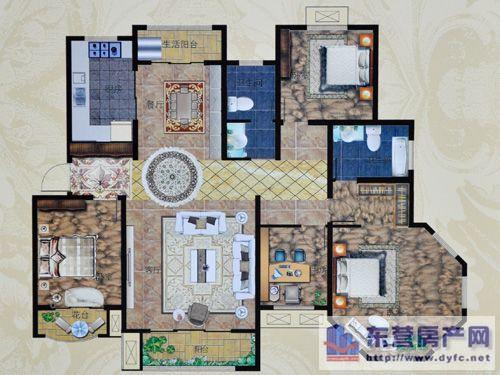 多层套房设计图