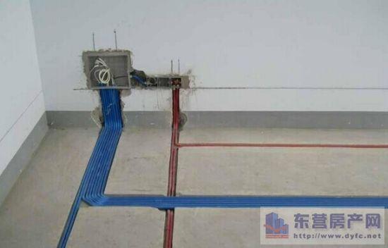 装修施工 家庭装修水电安装的入门基础知识