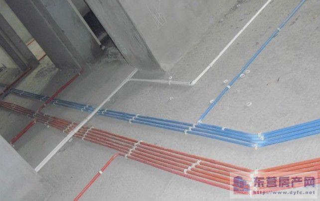 装修施工 水电改造的流程 细节及注意事项高清图片