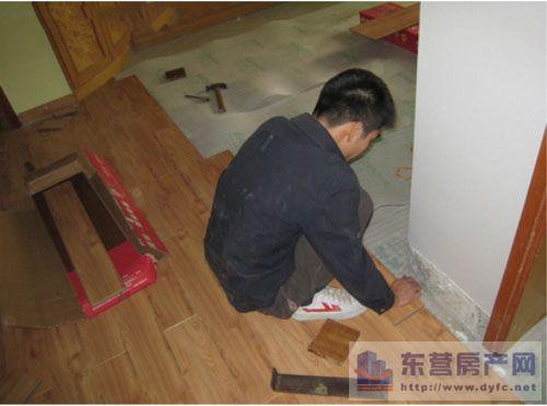 装饰施工工艺——木地板施工工艺四方面解析