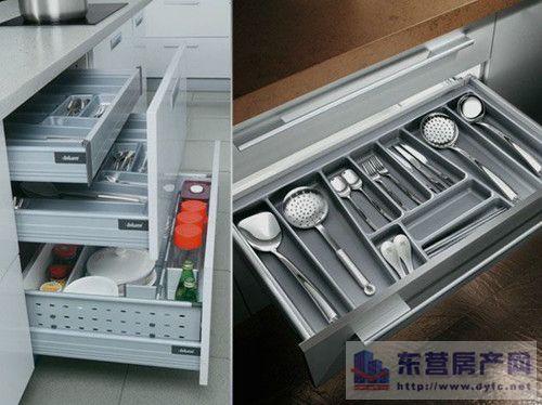 志邦櫥柜支招櫥柜內部設計技巧打造整潔廚房