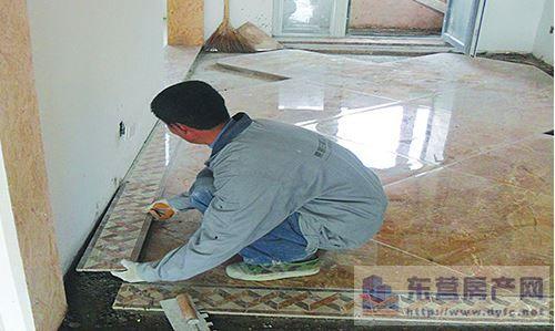 地砖怎么贴:介绍五步地板砖铺贴方法很轻松