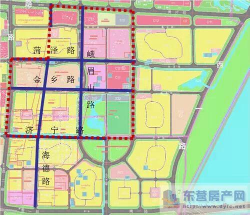 济宁飞机场建设选址