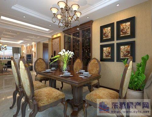 房屋装修美式风格美式房屋装修效果图图片5