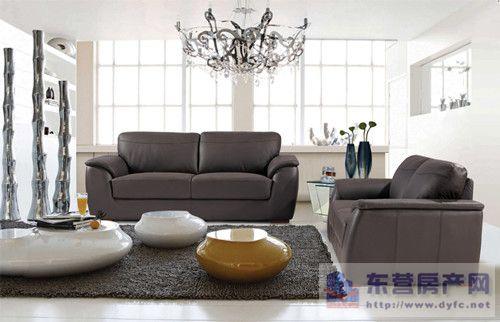 乐其沙发教你如何选购真皮沙发注意皮质木架