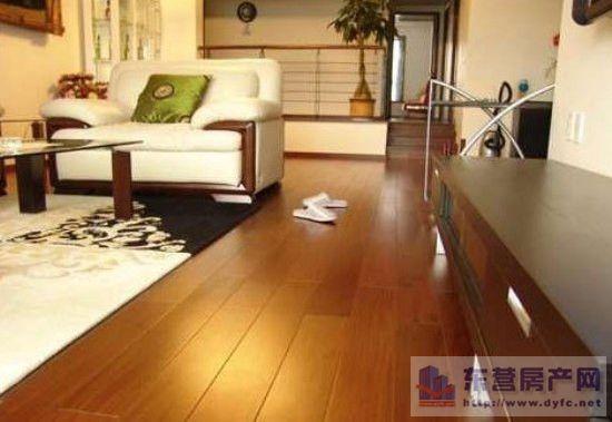 木地板安装需要谨慎