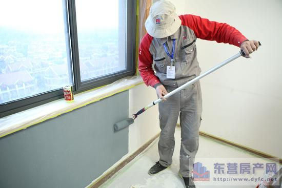 确保涂料施工质量:介绍墙面装修如何监工?