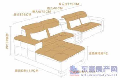 """家具尺寸标准及图例:选家具必看""""前""""规则"""