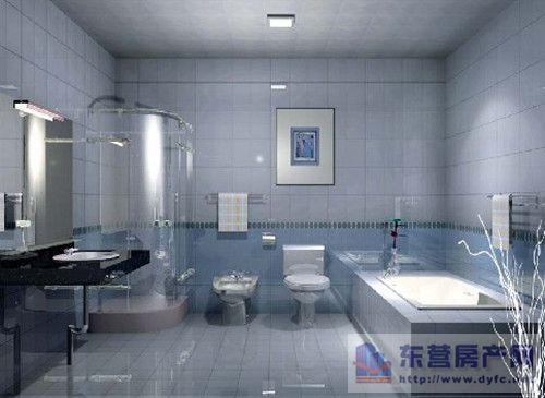 正方形卫生间装修的注意事项 合理布局空间