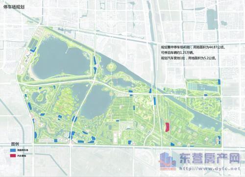 公园 空间结构分析