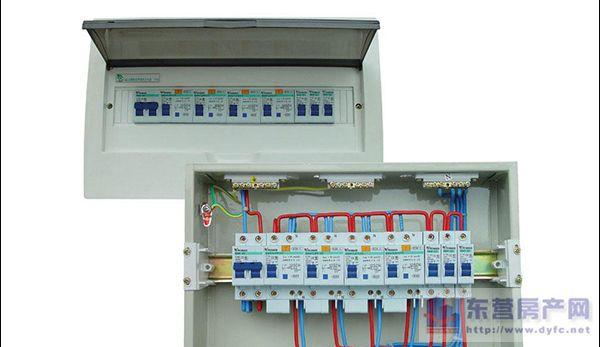 家用配电箱安装要点和方法以及配电箱接线图