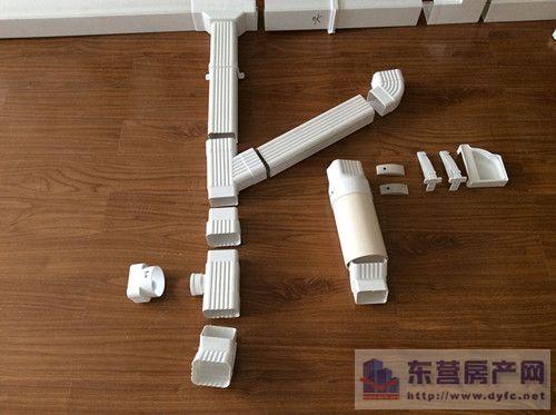 落水管尺寸有分为不同的规格