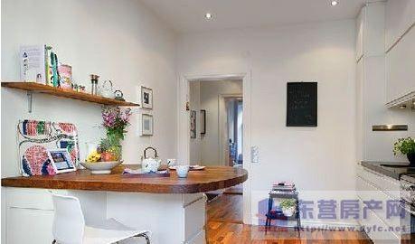 白色家具配什么样颜色的地板与墙面才好看?