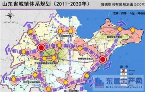 日照城区最新规划图