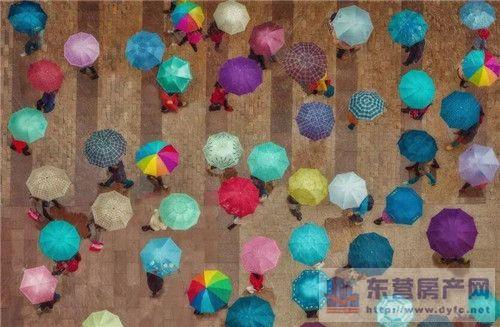 海通紫荆花园小宝贝手绘雨伞DIY活动