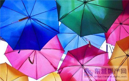海通紫荆花园小宝贝手绘雨伞diy活动!